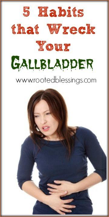 Interesting read on diet & gallbladder health