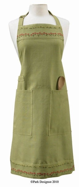 If you have ever seen me bake you know I need one of these. Love aprons.