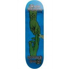 Creature The Sacred Pass Bingaman Pro Skateboard Deck - 8.375