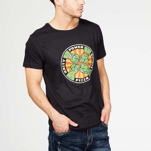 Prezzi e Sconti: #Maglietta 'tartarughe ninja'  ad Euro 13.00 in #Uomo uomo dalla s alla xxl #Abiti da uomo