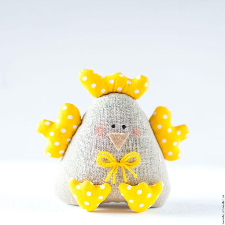 Купить Пасхальный цыпленок - желтый, Пасха, пасхальный сувенир, пасхальный подарок, пасхальный декор