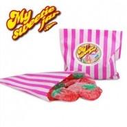 Fizzy Strawberries Sweet Bag £0.99p