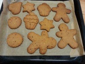 La ricetta dei biscotti con lo zucchero di canna mascobado
