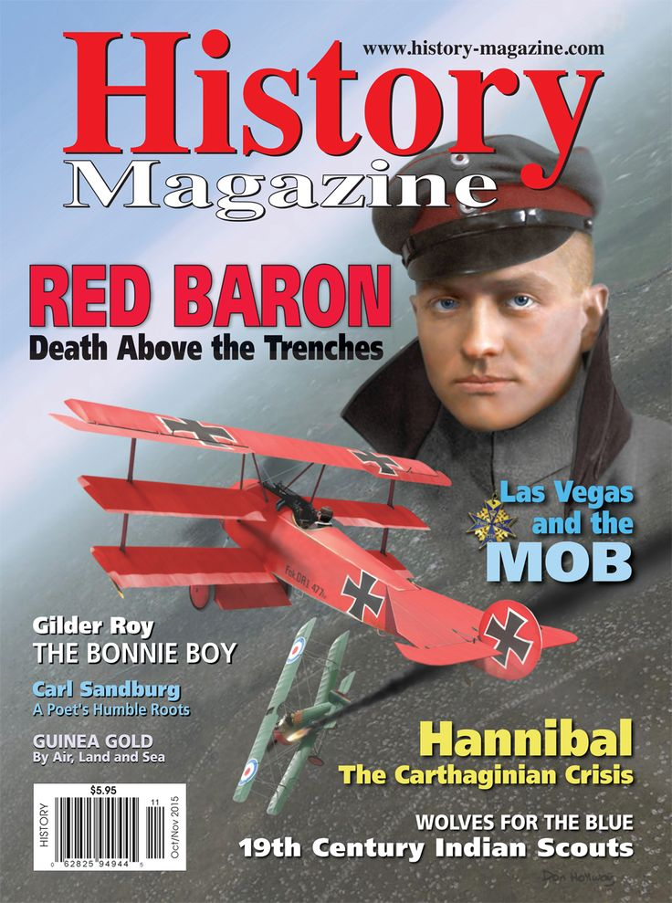 The Red Baron in popular culture