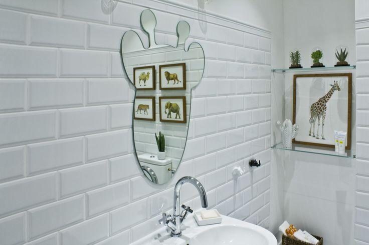 Монохромное сафари - Villeroy & Boch: реализованные проекты и ванная комната мечты | PINWIN - конкурсы для архитекторов, дизайнеров, декораторов