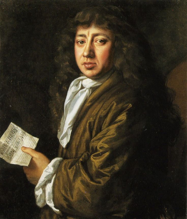 Portrait of Samuel Pepys by J. Hayls, 1666: