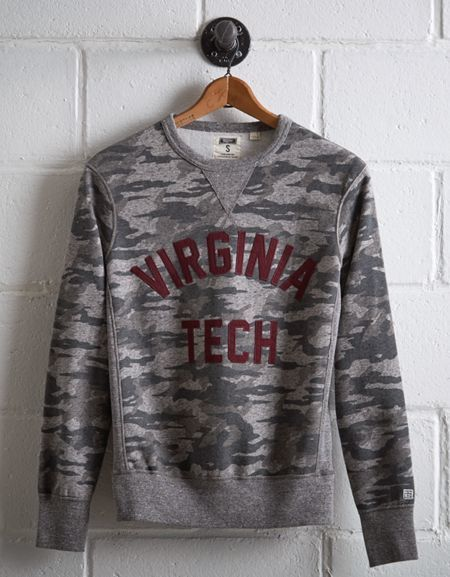 Virginia Tech Womens Clothes Pink