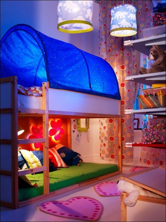 Best 25 Bunk Bed Canopies Ideas On Pinterest Princess