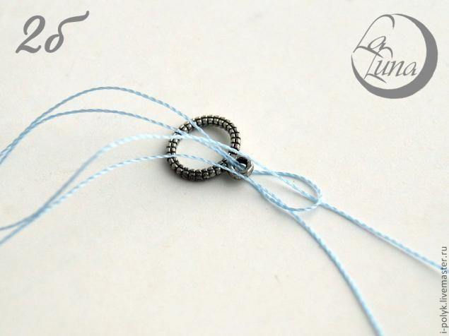 Плетение La Luna - Ярмарка Мастеров - ручная работа, handmade