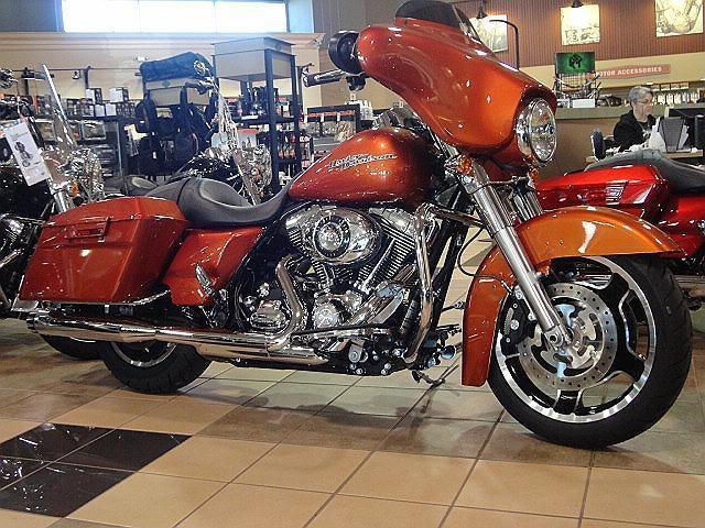 Harley Davidson of Greenville  2011 Street Glide for Sale