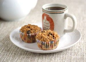 Apple-Quinoa Breakfast Muffins Recipe