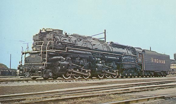 Heaviest+Steam+Locomotive | ... these were the heaviest reciprocating steam locomotives ever built