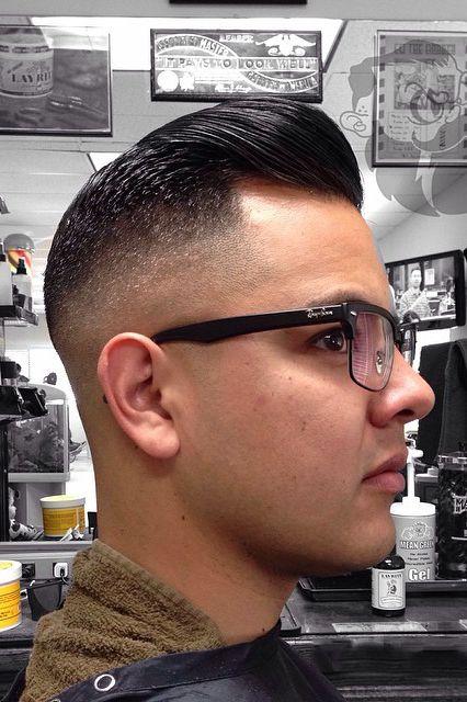 Hairstyle Zero : ... Ideas, Pompadour Men Fade, Hair Style, Men Hairstyles Pompadour
