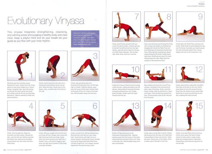 Prana Flow Yoga Sequence Buscar Con Google Prana Flow