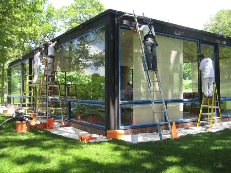 Architecture House Blog 23 best glass houses images on pinterest | glass houses, philip