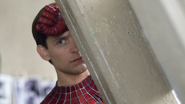 Tobey Maguire's 'Spider-Man' Screen Test Was Much Darker Than Original Film  Multiple F-bombs were also dropped for some reason.  read more
