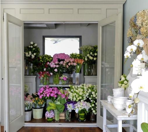 Flower Design Shop: 135 Best Images About Floral Workspace On Pinterest