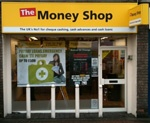 7) Wednesbury, West Midlands, England (The Money Shop)