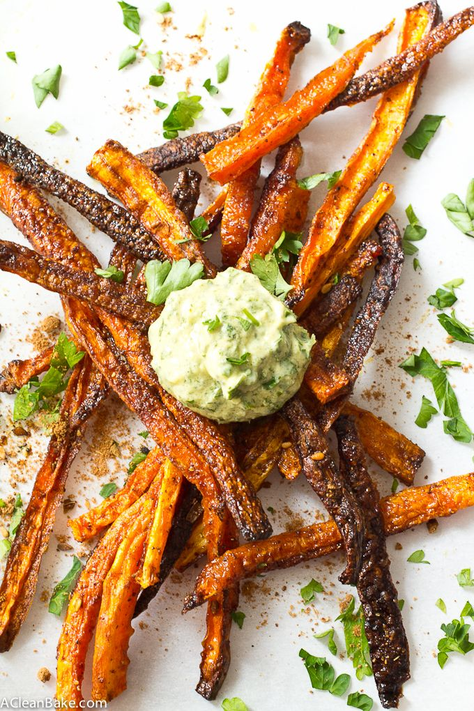 ... Carrot Fries on Pinterest | Baked Carrot Fries, Baked Carrots and