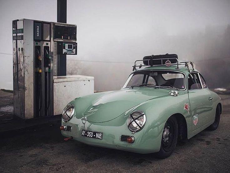 Black List - Porsche 356 //