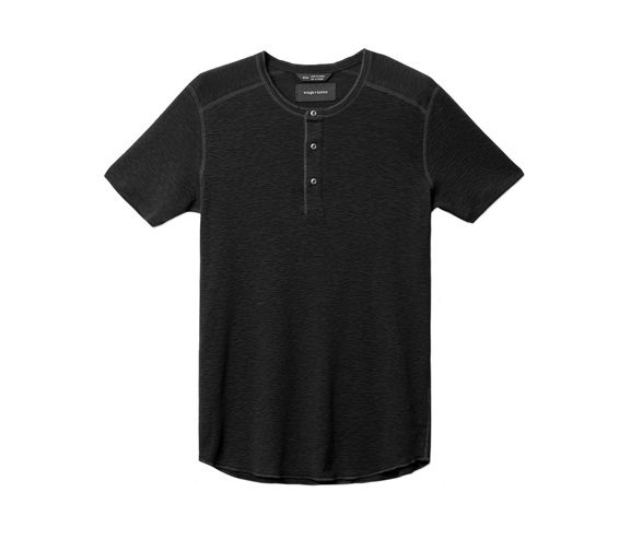WINGS AND HORNS - Men's 100% cotton short sleeve shirt. Made in Canada.