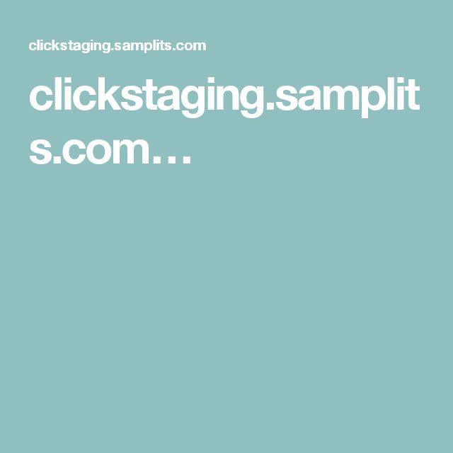 clickstaging.samplits.com…