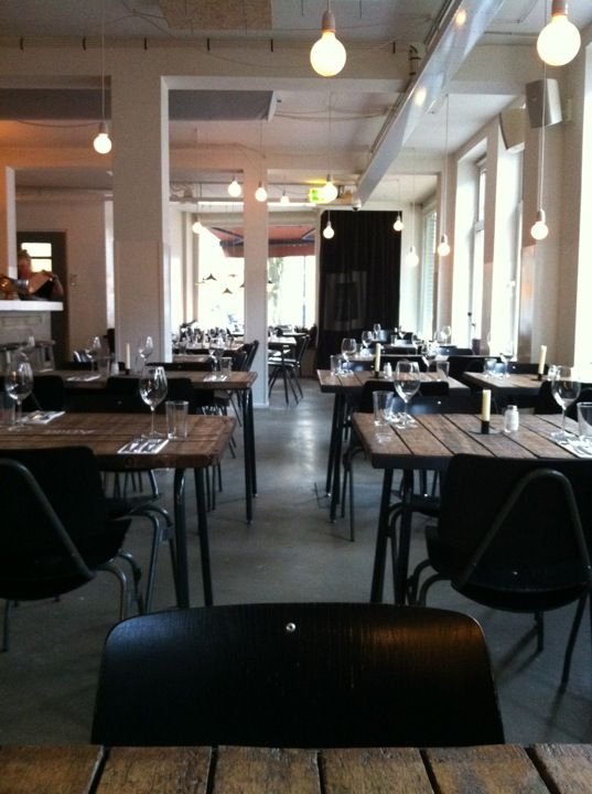 AMSTERDAM, 'Wilde Zwijnen' - amazing restaurant. Very busy, book ahead. The food is outdathisworld ! i