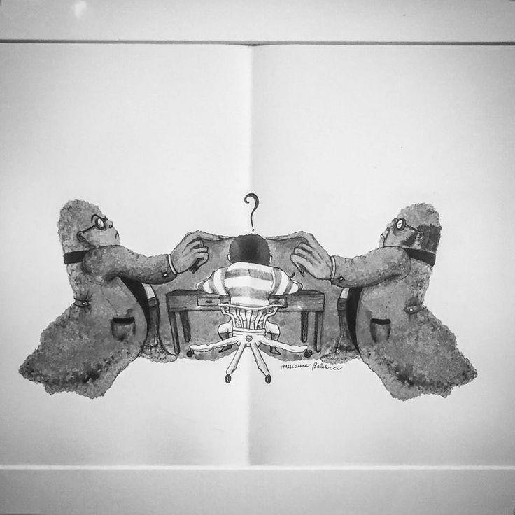 #biennaledisegnorimini da non perdere con le opere di Marianna Balducci #chidisegna #biennaledisegno #biennaledeldisegno #cantieredisegno #Rimini #illustration #drawing #exhibition #flickr