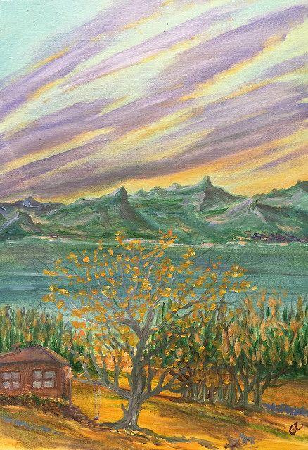 Çınar, 35x50, oil&canvas, #gurseltokmakoglu #artist #artworks #sanat #art #paint #tablo #yağlıboya #oiloncanvas #paintings  #finearts #original #original #oilpaintings #paintworks #special #landscape #plain #plane #tree