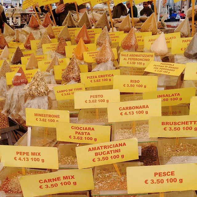 #rome #market #food #cookingtrip #newyear #newopportunities #foodies #lovefood #instagram #instafood