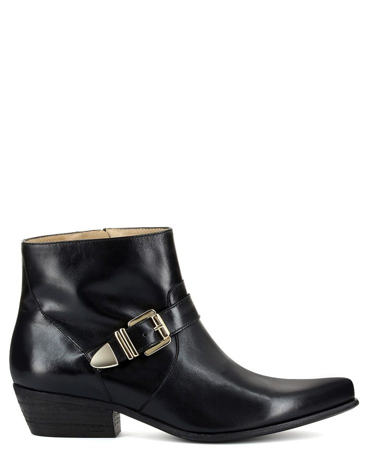 BOOTS ANOE - Rock'n Gold - Chaussures Automne-Hiver - Femme - San Marina