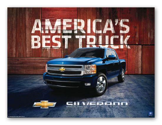Silverado Americas Best Truck