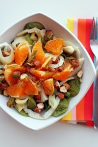 Carrot Zucchini Linguini Salad