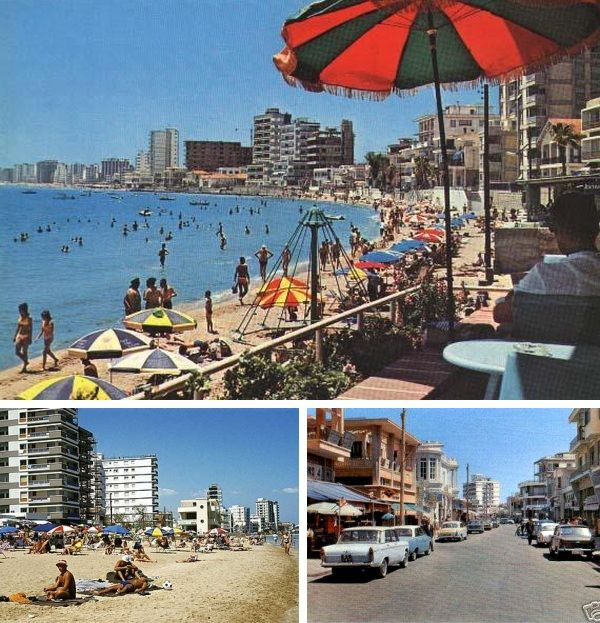 Famagusta before 1974 invasion