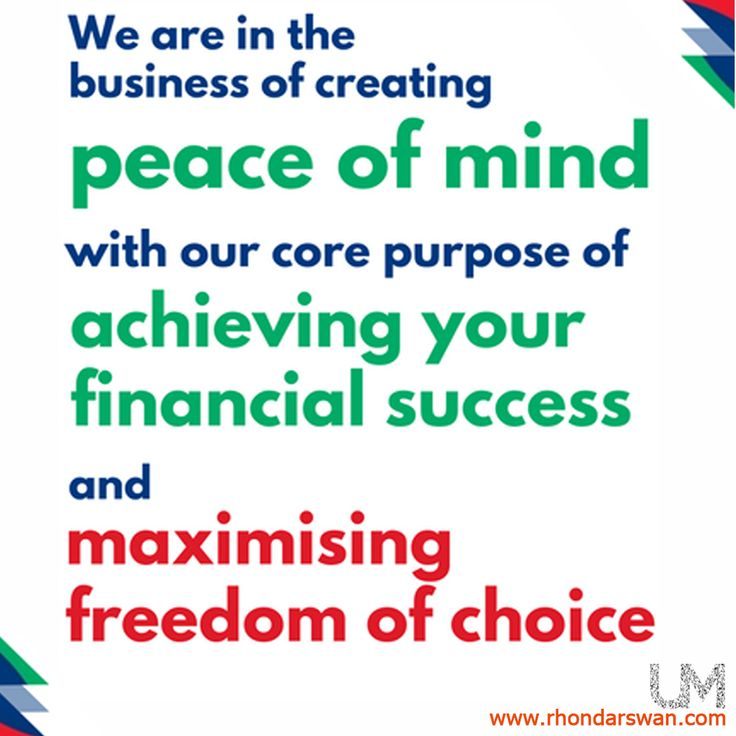 We are n the business of creating peace of mind with our core purpose of achieving your financial success and maimising freedom of choice. #BeUnstoppable #mediaandthecity #brandit #UnstoppableMomma #Entrepreneur #PersonalBranding #SocialMediaStrategist #HowToPersonallyBrandYou #HowToBecomeAnAuthorityInYourNiche #OnlineMarketingStrategiesForNewbies #PersonalBrandingStrategy