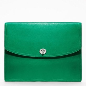 $178 Legacy Leather Ipad Clutch: Coaches Official, Ipad Clutches, Handbags Coach, Leather Ipad, Coach Legacy, Coaches Legacy, Haute Handbags, 178 Legacy, Legacy Leather