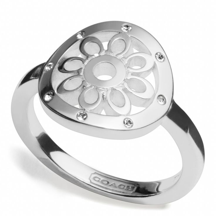 Coach disc ring