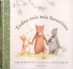 Papá Oso y Mamá Osa tenían tres ositos a los que querían por igual. Pero un día los pequeños osos se preguntaron si realmente los tres eran tan maravillosos y tan favoritos como les decían. ¿O había uno predilecto?