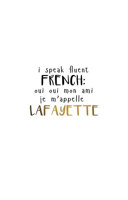 Fluent French