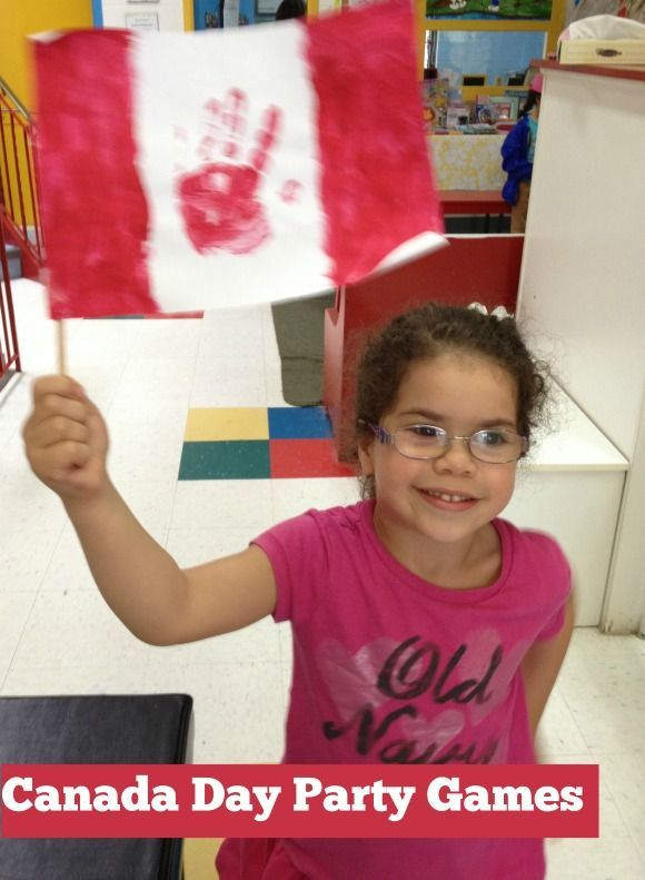 Canada Day Party Games For Kids | My Kids Guide
