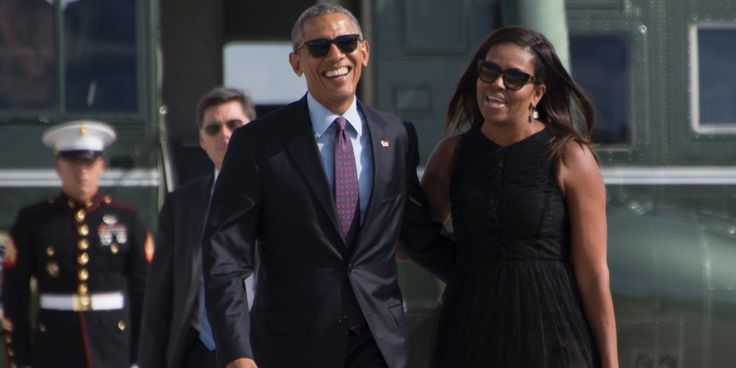 Look: President Obama Tweets Michelle the Sweetest Photo for Their 24th Wedding Anniversary | National News | BET |