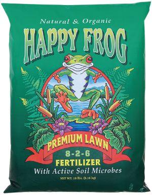 Happy Frog Organic Lawn Fertilizer