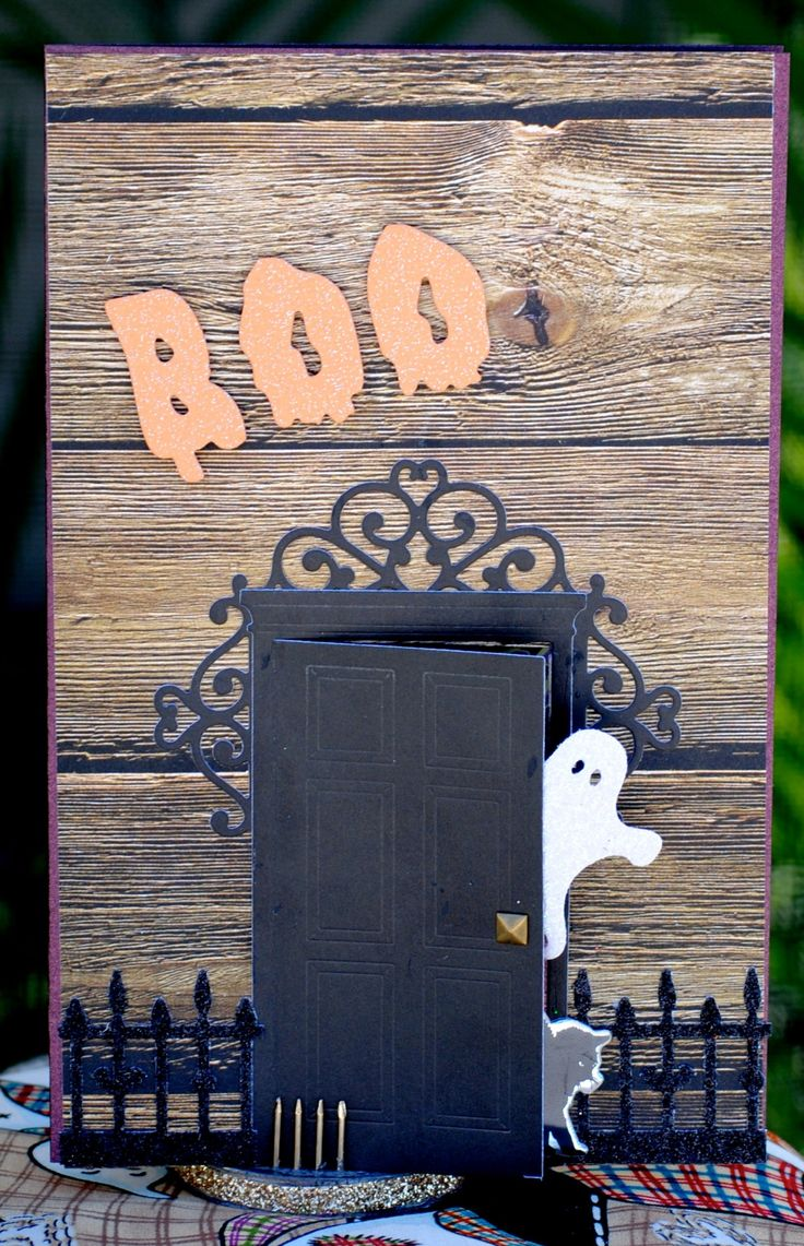i just listed handmade halloween card on the craftstar thecraftstar uniquegifts - Handmade Halloween Cards Pinterest