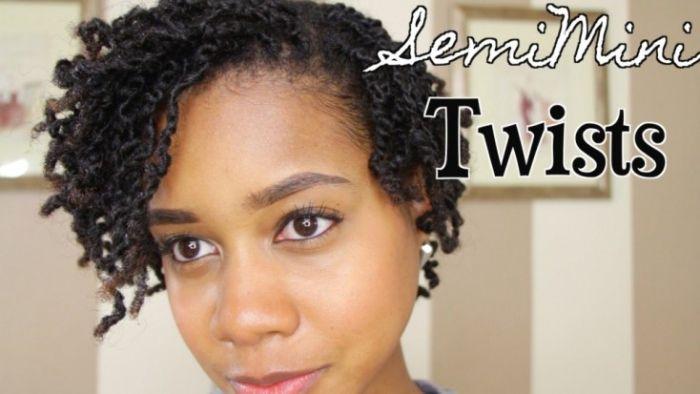 Read on to see my semi mini twists tutorial...