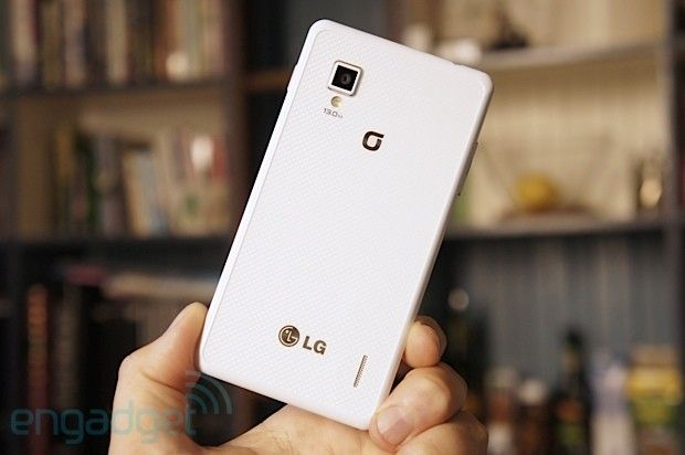 LG Working On Eight-Core Chipset for Optimus G II