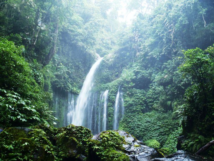Une autre cascade à découvrir pendant une petite randonnée en pleine nature.
