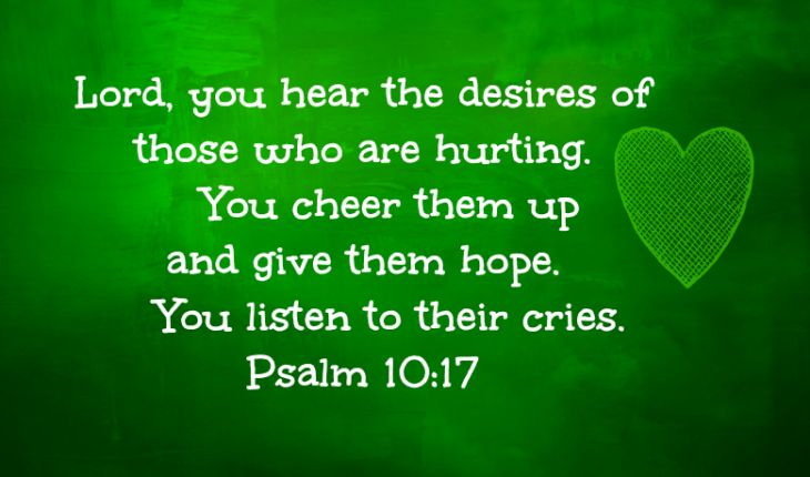 Psalm 10 Godfruits
