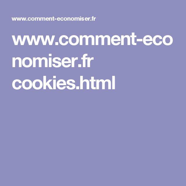 www.comment-economiser.fr cookies.html