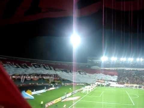 Santa fe  ( Himno Nacional  e Himno De Bogota )