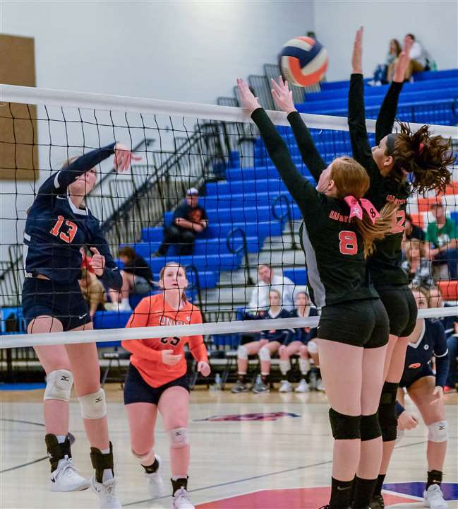 Pin On Life In Volleyball With Kim Mathes Moore
